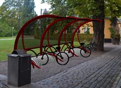 Cykelställ CYCLOBIK