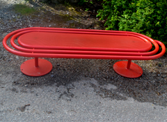Parkbänk RE-WIRE