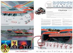 ARTOTEC GH-44095710 GUGGENHEIM MUSÉET